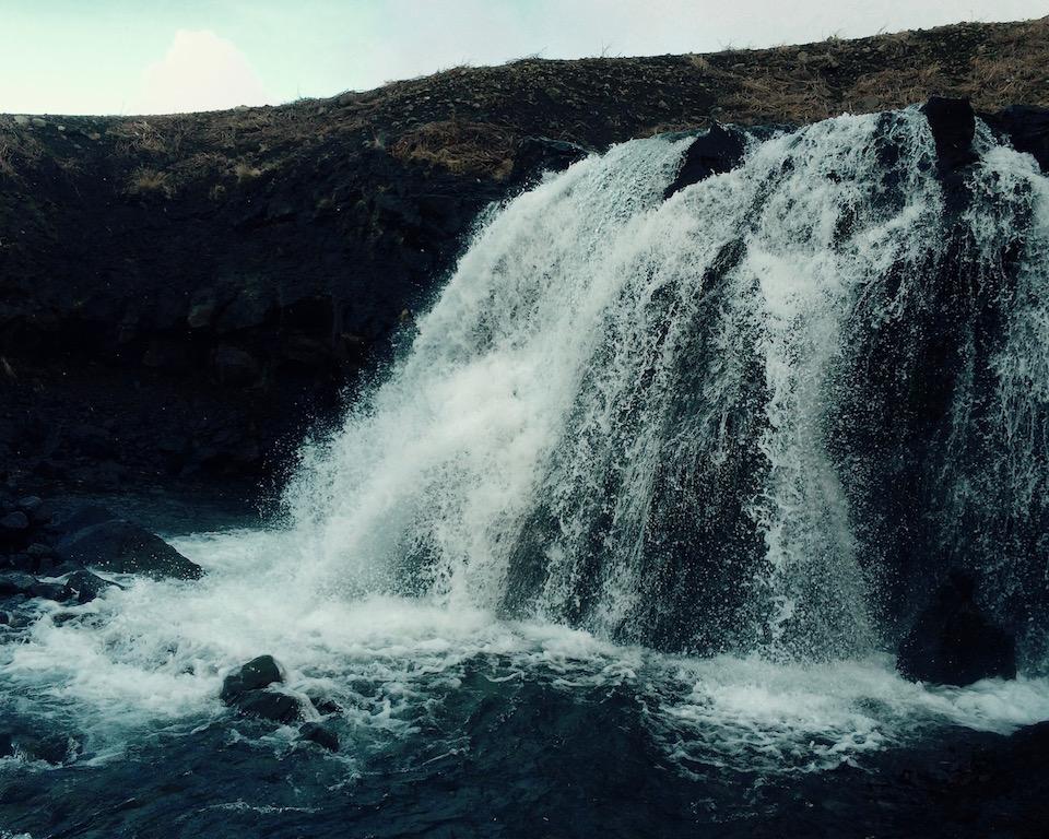 Foss - Hvalfjordur