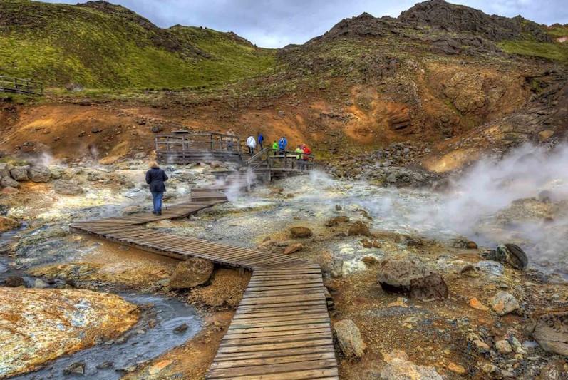 Krysuvik - Geothermal Iceland
