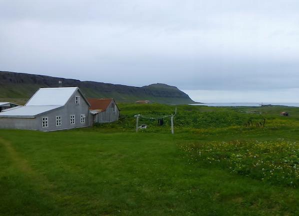Westfjords farm