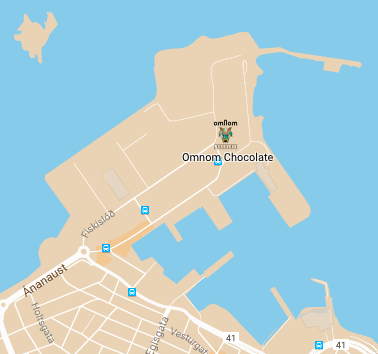 Omnom location - magic-of-chocolate