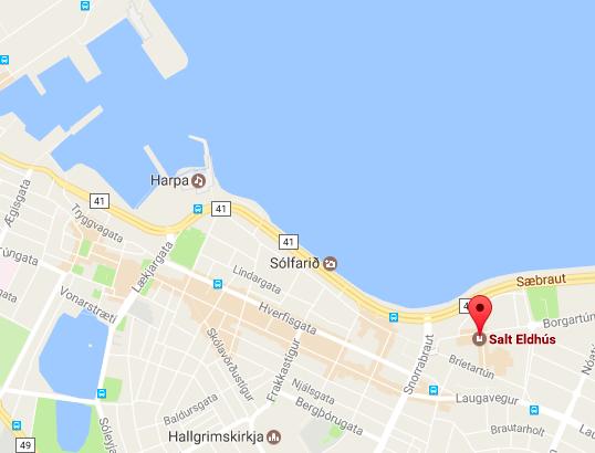 Location Salt Eldhus