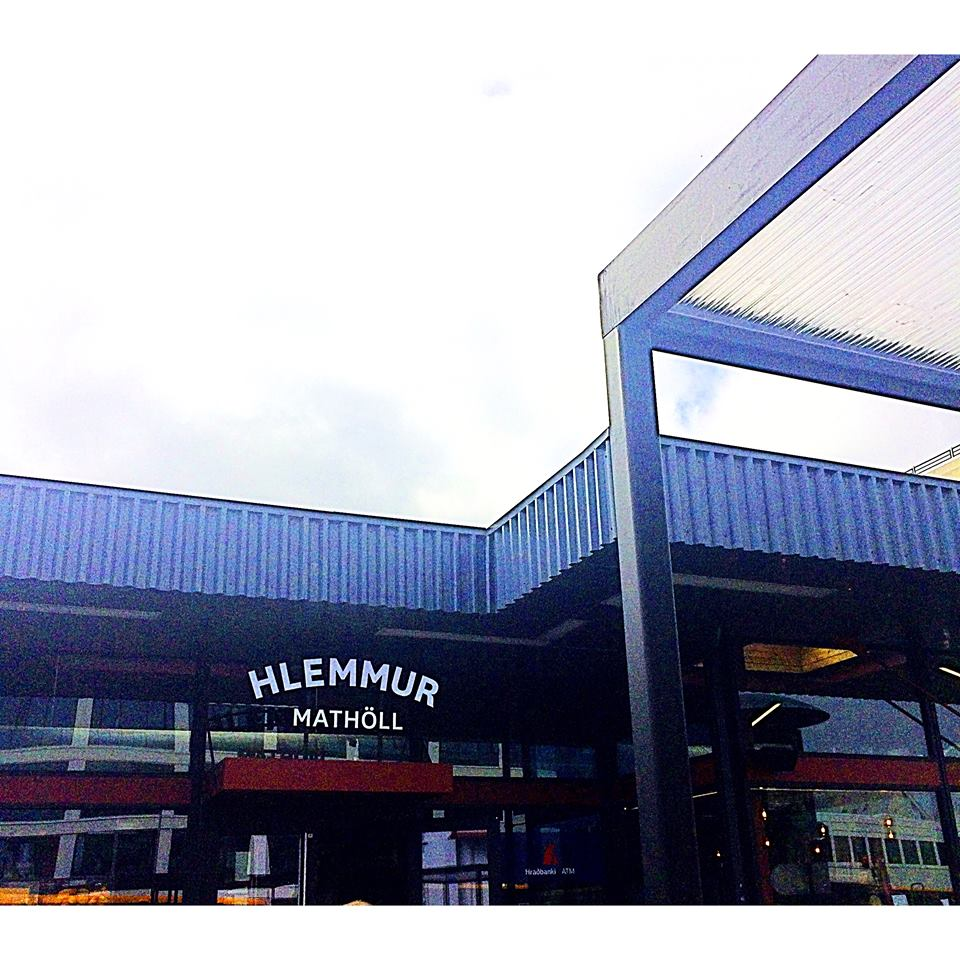 Hlemmur Food Hall a culinary destination in Reykjavik