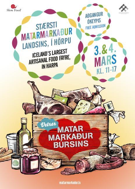 Artisanal Food Market March 2ö18